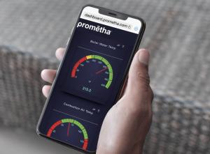 Prometha Boiler Remote Monitoring