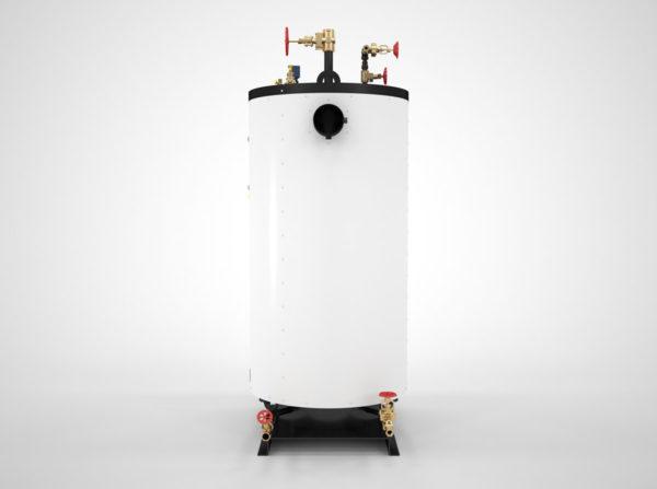 ClearFire®-CBT tubeless boiler