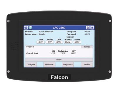 ClearFire®-H Falcon Control