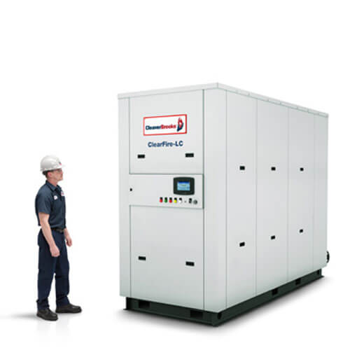 ClearFire-LC High Efficient Hydronic Boiler