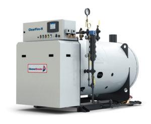 ClearFire®-H Steam Boiler