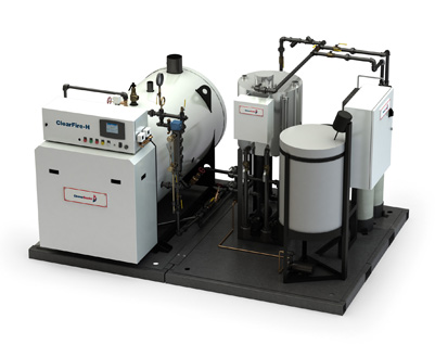 ClearFire®-H Skid Packaged System