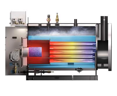 ClearFire®-H Boiler Internals