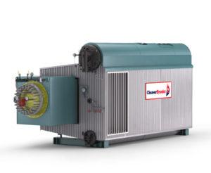 D-Style Industrial Watertube Boiler