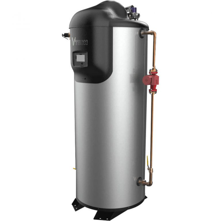 VTech™ Stainless Steel Condensing Water Heater
