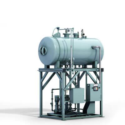 SprayMaster Deaerator - Model SMP