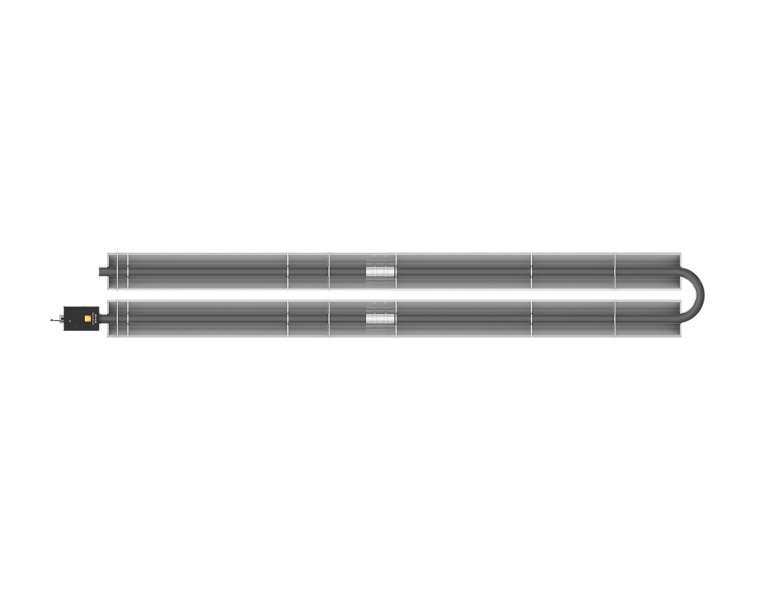 Modulating Unitary Range (VAU)