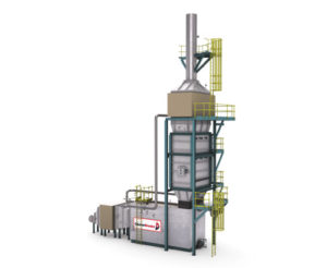 Max-Flow® Industrial Boiler