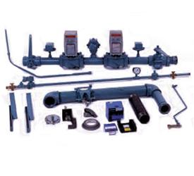 Aftermarket Boiler Fuel Conversion Kit