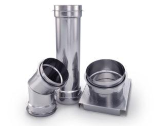 Boiler Gas Vents