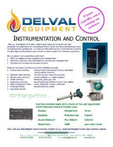 Delval Custom Control Options