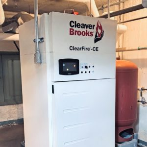 ClearFire Hydronic Boiler Installation
