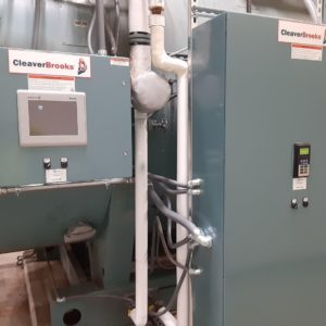 Boiler Control Upgrade - Pharmaceutical Company