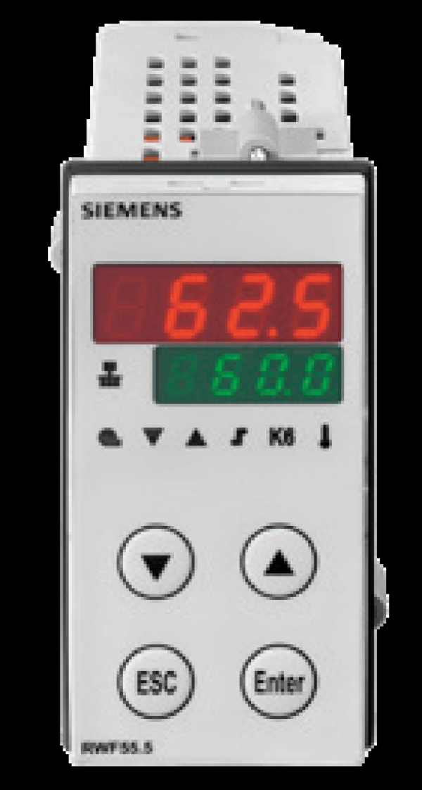 Siemens Electronic Water Level Control System