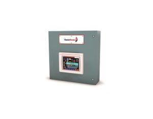 Hawk Master Panel Boiler Control