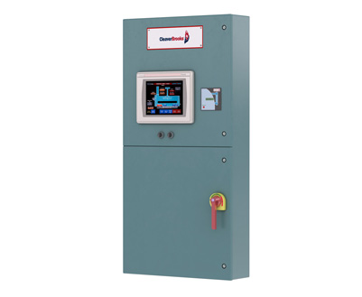 Cleaver-Brooks Hawk 4000 Control System