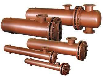 Double Wall Steam to Water U-Tube Heat Exchanger