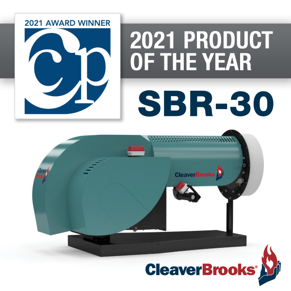 SBR-30 Burner Product of the Year