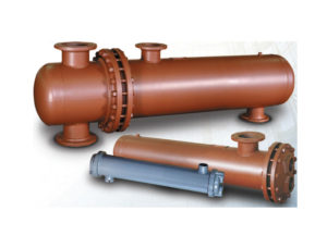 Water to Water U-Tube Heat Exchanger