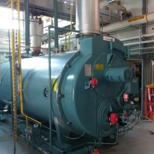 CBLE Steam Boiler