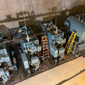 Cleaver-Brooks Flexible Watertube Boiler Skid Mounted System