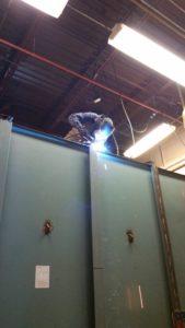 Delval Equipment Certified Welding