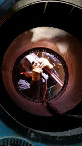 Delval Equipment Boiler Repair
