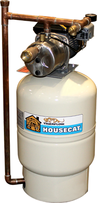 Tigerflow Domestic Booster Pumps System