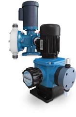 Neptune Chemical Mechanical Metering Pumps