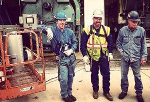 Delval Equipment Service Technicians