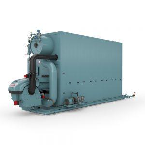 Packaged Watertube Boilers