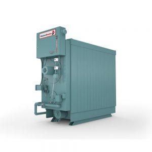 Cleaver-Brooks Model 5 Boiler