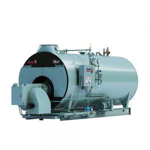 Cleaver-Brooks CBJT Model Firetube Boiler