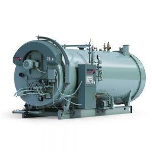 Cleaver-Brooks CBLE Model Firetube Boiler