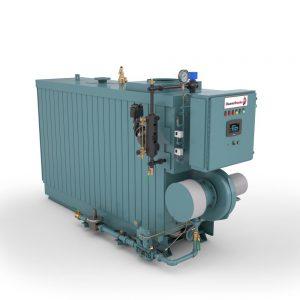 Cleaver-Brook Model 5 Boiler