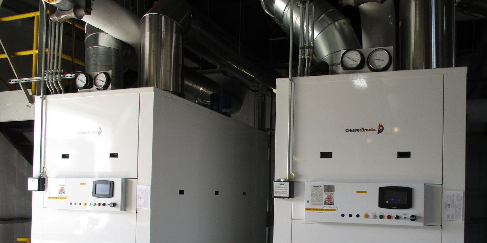 Cleaver-Brooks ClearFire Boilers