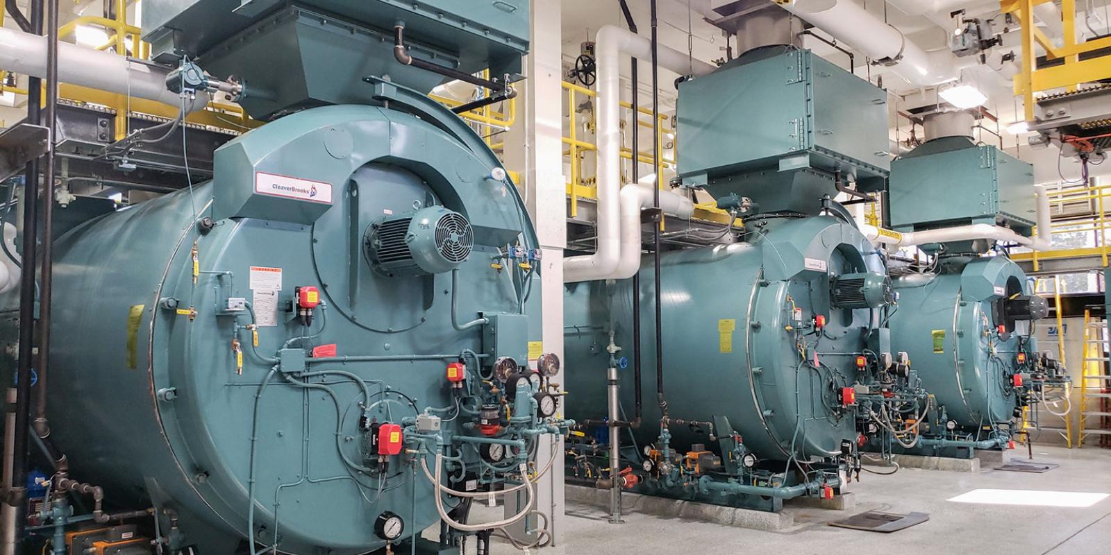 Delval Equipment Water Treatment Program