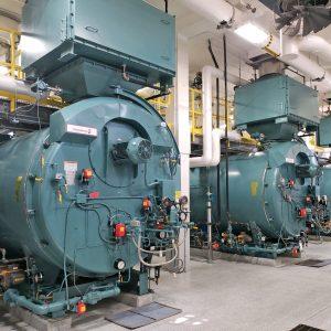 Healthcare Boiler Replacement