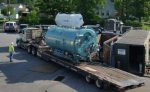 Healthcare Boiler Replacement Transportation