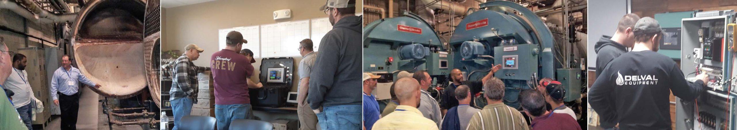 Customer Boiler Equipment Training