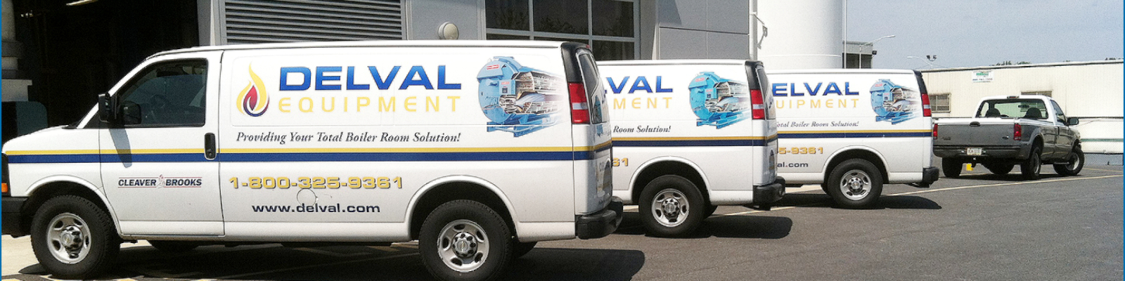 Delval Equipment - Emergency Service