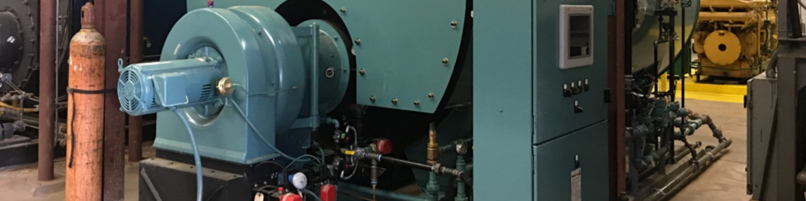 Commercial Boiler Burners Banner