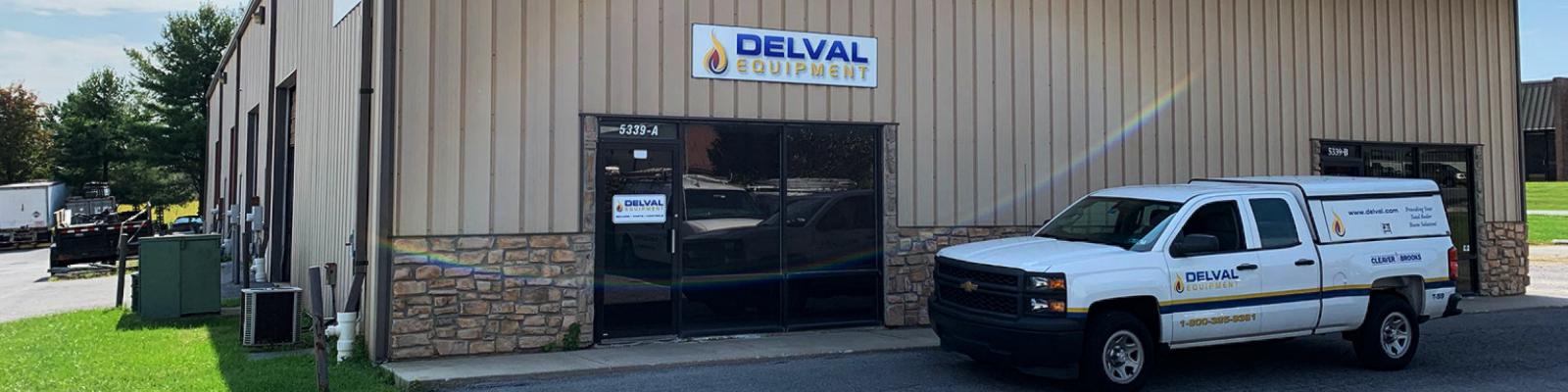 Delval Equipment Boiler Parts