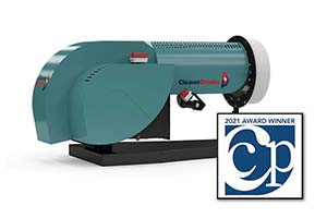 Low Emissions Burner is Awarded Product of the Year